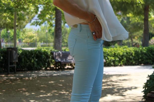 pantalon pitillo