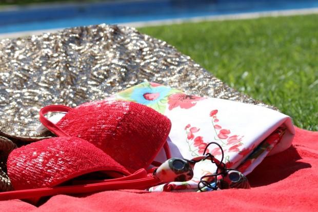 mi bolso de playa