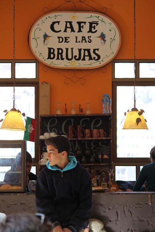 CAFÉ LAS BRUJAS