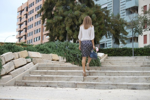Caminar en el parque