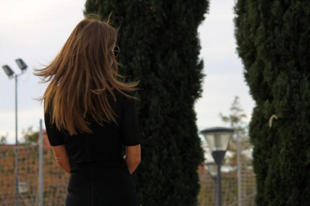 VESTIDOS CON ABERTURA EN LA ESPALDA