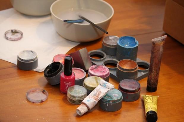 pinturas para maquillar