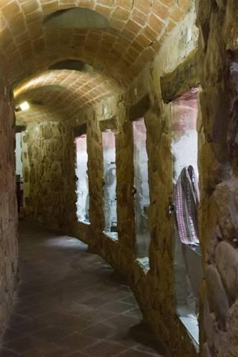 pasadizos Parador Santa Maria la Real