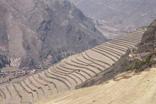 Terrazas de Pisac