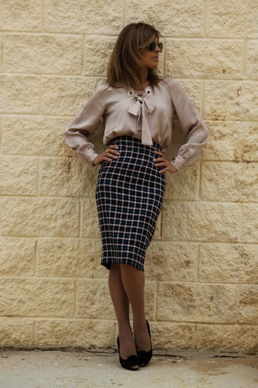 faldas elegantes