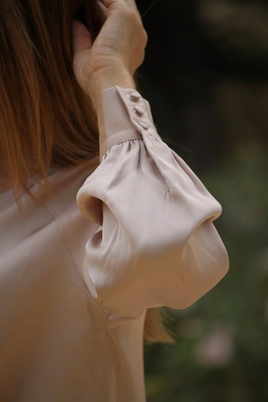 botones de seda