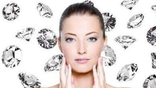 microdermoabrasión con puntas de diamantes